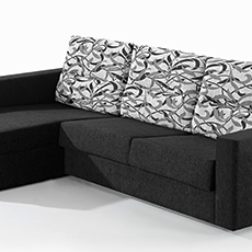 Chaiselongue cama Maya