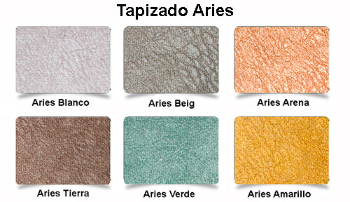Tapizados Tela Aries Sofá cama italiana Isabel Confort Online