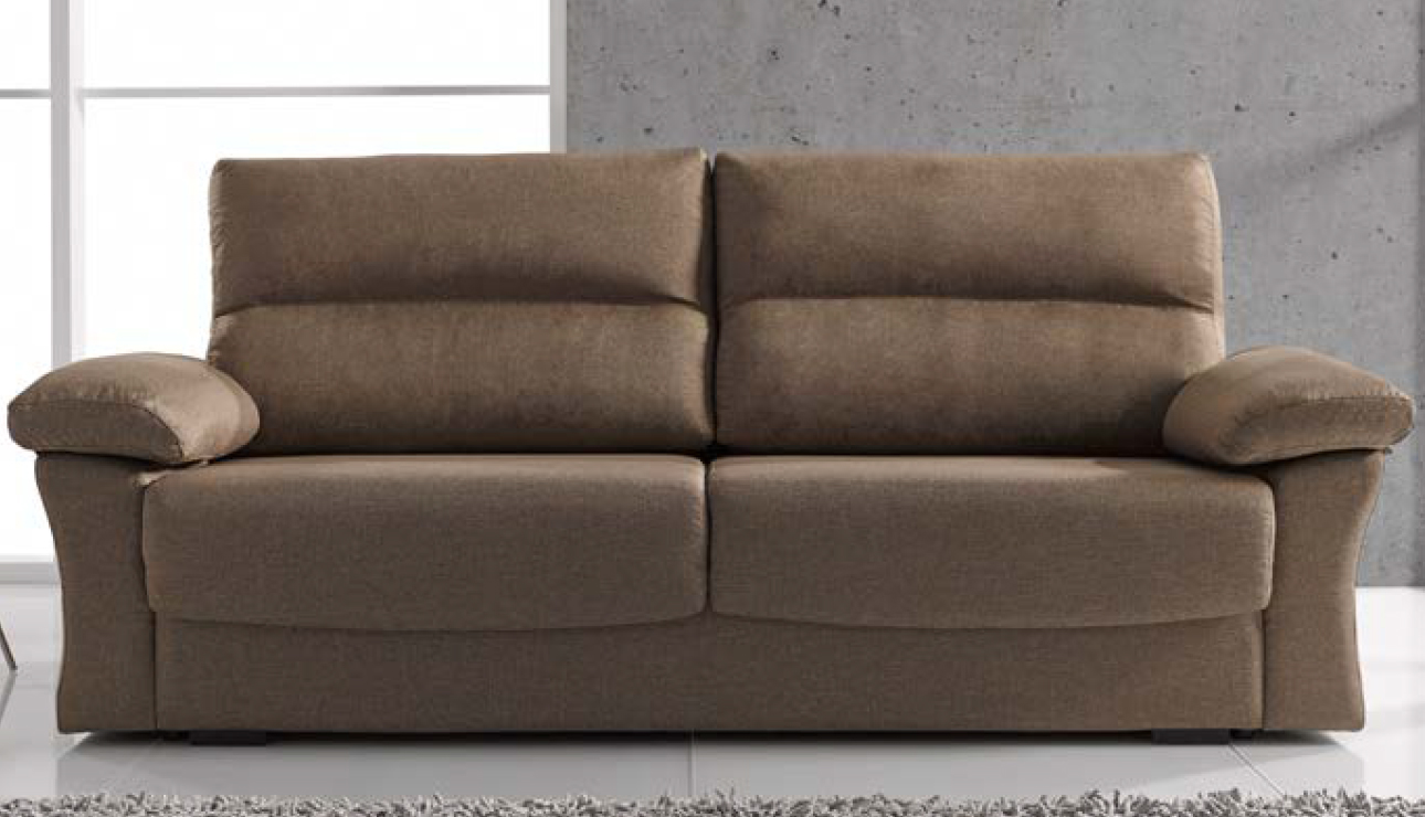 Sof cama y chaiselongue convertible par s confort online for Sofa cama 2 plazas nuevos