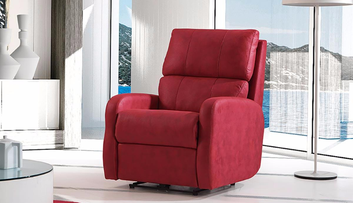 Sillones relax affordable silln elctrico con ruedas para for Muebles aldaba