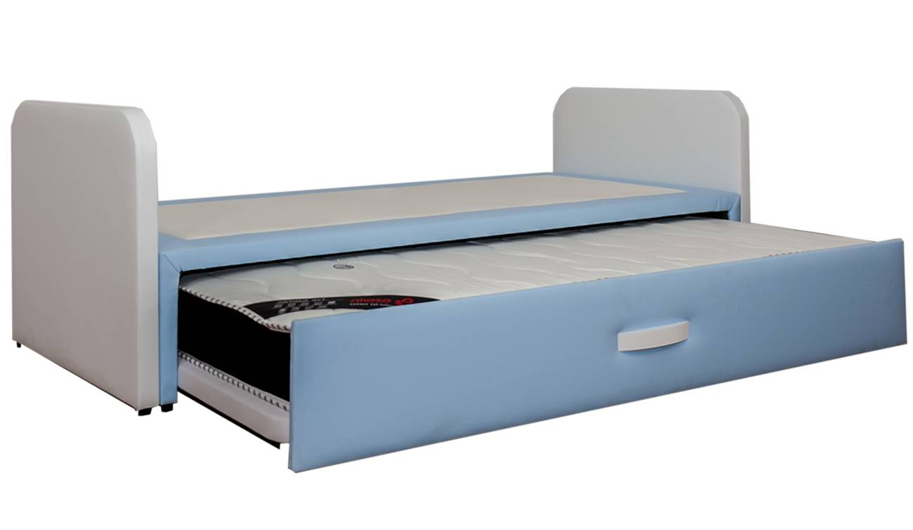 Cama nido juvenil play plus compra en for Cama nido con arcon